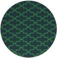 rug #169563   round traditional rug