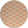 rug #169677 | round beige popular rug