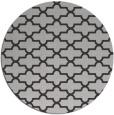 rug #169681 | round red-orange traditional rug