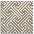 rug #170185 | square white geometry rug