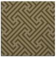 rug #170305 | square brown rug