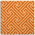 rug #170445 | square red-orange geometry rug
