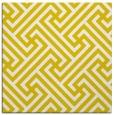 rug #170461 | square white retro rug