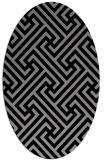 rug #170711 | oval popular rug