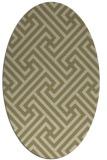 rug #170871 | oval popular rug