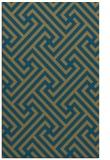 rug #170912    geometry rug