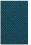 rug #170969    blue rug