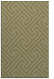 rug #171213 |  light-green retro rug