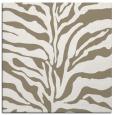 rug #172085   square white stripes rug