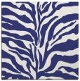 rug #172225   square white stripes rug