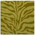 rug #172265   square light-green stripes rug