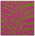 rug #172273   square light-green animal rug