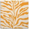 rug #172293 | square light-orange animal rug
