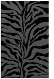 rug #172657 |  black stripes rug