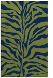 rug #172685 |  green stripes rug