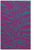 rug #172713 |  blue-green animal rug