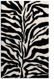rug #172725    blue-green animal rug