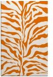 rug #172841    orange animal rug