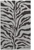 rug #172849 |  orange stripes rug