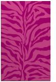rug #172857 |  pink animal rug