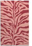 rug #172865 |  pink stripes rug