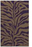 rug #172881    mid-brown animal rug