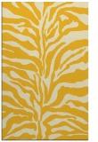 rug #172937 |  yellow animal rug