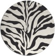 rug #173007 | round stripes rug