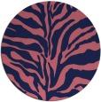 rug #173094 | round stripes rug