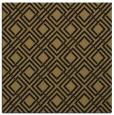 rug #173725 | square black popular rug