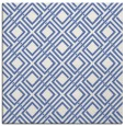 rug #173745 | square blue check rug