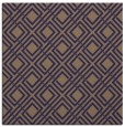 rug #173813 | square blue-violet geometry rug