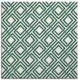 rug #173837   square blue-green popular rug