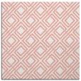rug #173925   square white check rug