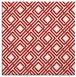 rug #173945 | square red check rug