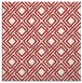 rug #173953 | square red check rug