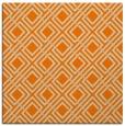rug #174021 | square beige check rug