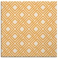 rug #174053 | square white check rug