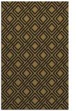 rug #174429 |  brown popular rug