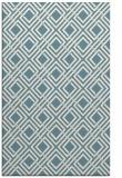rug #174433 |  white check rug