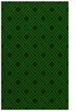 rug #174477 |  green check rug
