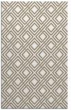 rug #174549 |  white check rug