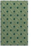 rug #174613 |  yellow check rug