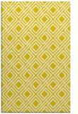 rug #174685 |  white check rug