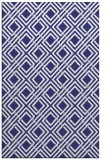 rug #174689 |  white check rug