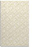 rug #174701 |  yellow check rug
