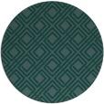 rug #174795 | round check rug