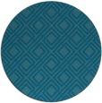 rug #174811   round check rug
