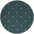 rug #174834 | round check rug