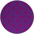 rug #174863 | round check rug